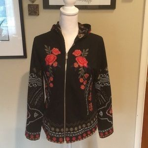 Embroidered Jacket DorDor
